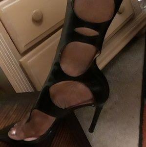 Gladiator Sandled Boot